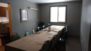 Dining Room - Note all meals are served at Asessippi Ski Area & Resort. This is used for socialising